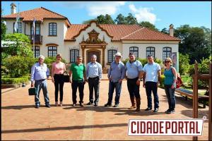 Comitiva da Comcam viaja para Argentina e conhece missões jesuíticas