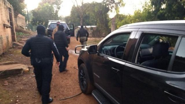 Operação contra facções criminosas cumpre mandados em Campo Mourão e Barbosa Ferraz