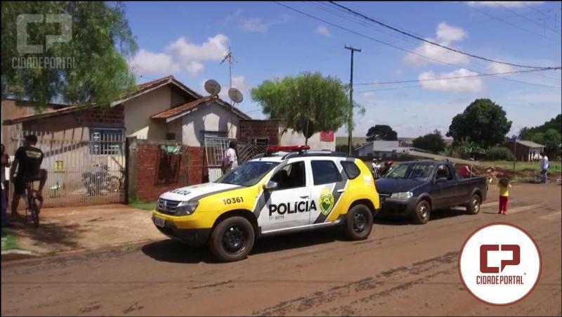Homicídio é registrado no Conjunto José Richa na manhã de terça-feira, 31 em Campo Mourão