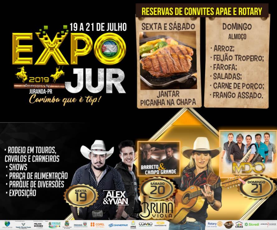 Expojur 2019 - Exposição