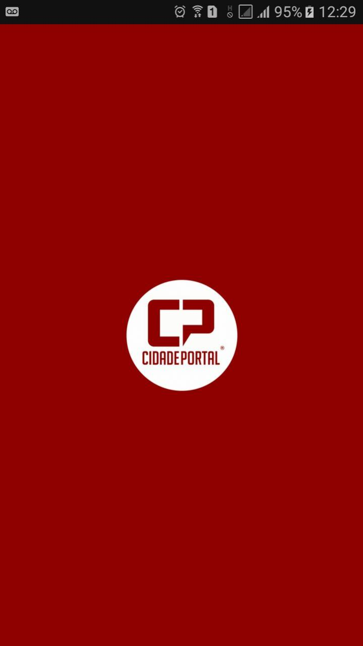 Telas do APP Android - Guia Comercial