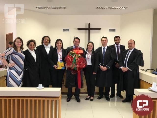 Consulado Geral do Paraguai reconhece trabalho da Justiça em São Miguel do Iguaçu