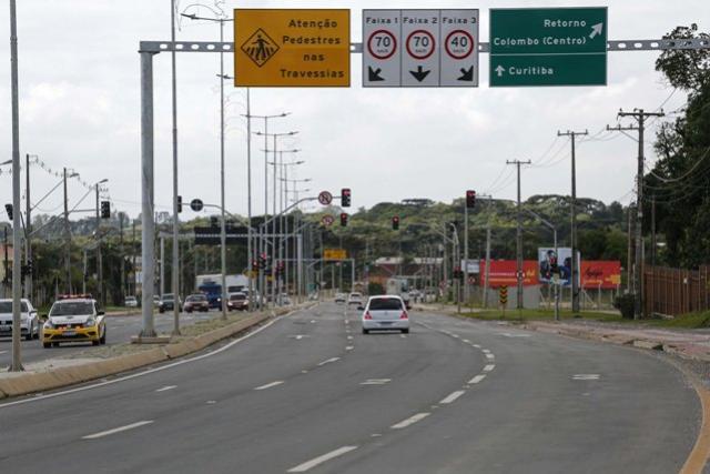Governo entrega primeira fase da revitalização da Rodovia da Uva