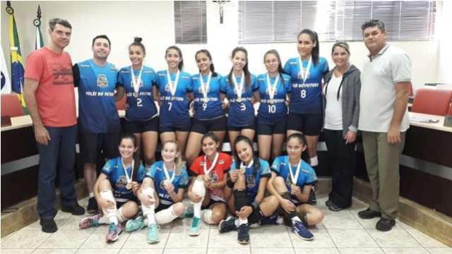 Juranda recebe 3ª etapa da Copa Talentos em Ação de Vôlei neste sábado, 8