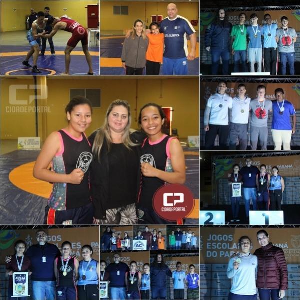 Jovens Promessas conquistam título da luta estilo livre nos JEPS