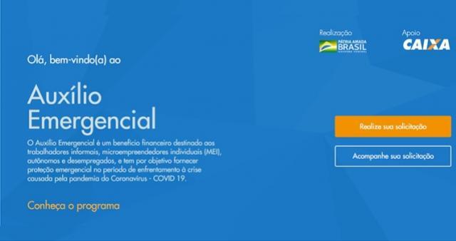 Veja o passo a passo para se cadastrar e pedir o auxílio de R$ 600