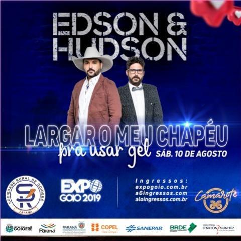 Edson & Hudson rebobinam hits sertanejos dos anos 1990 em gravação de show