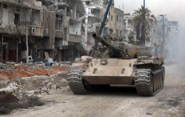Mais de 20 soldados sírios morrem em emboscada do Estado Islâmico