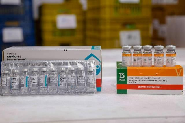 Paraná receberá mais 368.050 doses de vacinas contra a Covid-19