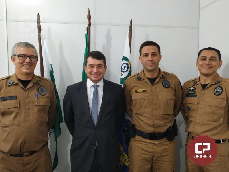 BPFron dá início a Curso de Capacitação de Policiamento de Fronteira