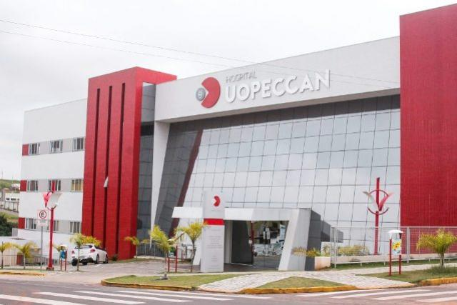 Casal com suspeita de Coronavírus está internado no Hospital do Câncer Uopeccan em Umuarama