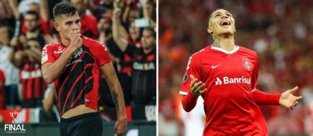 Copa do Brasil: Bruno Guimarães e Guerrero concedem entrevista coletiva nesta terça, 17