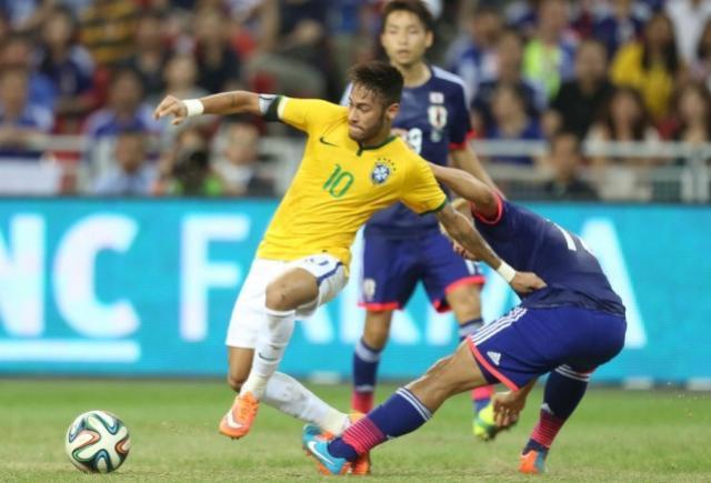 Brasil enfrenta fortes seleções africanas em outubro
