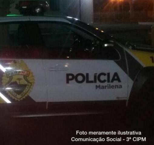 Polícia Militar da 3ª CIPM cumpre mandado de prisão em Marilena