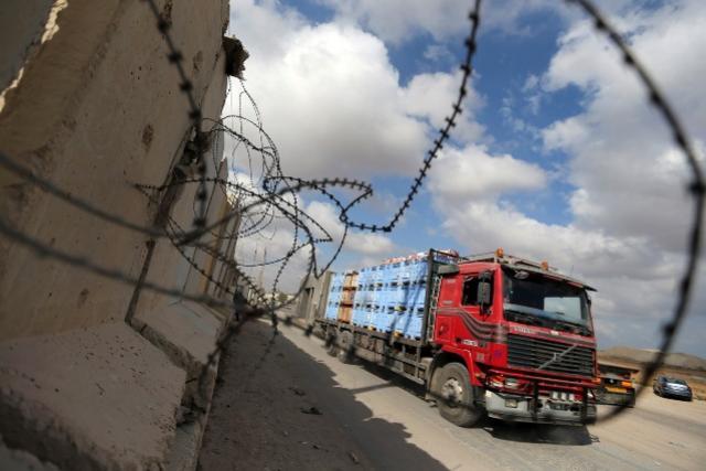 Israel reabre postos de fronteira de Gaza para mercadorias e pessoas