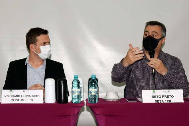 Estado vai a Brasília solicitar doses para vacinação em adolescentes