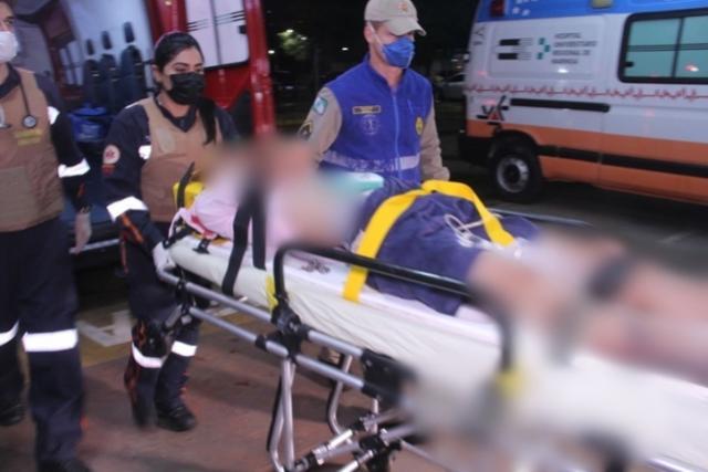 Filho vê mãe sendo roubada e atira na cabeça de assaltante em Maringá