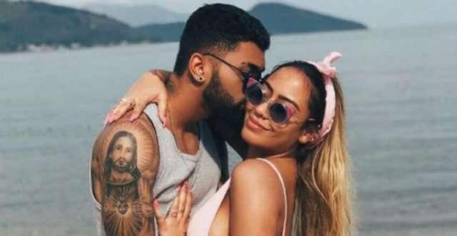 Gabigol nega namoro com Rafaella, irmã de Neymar