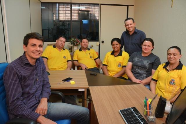 Em busca de interação, prefeito se reúne com conselheiros tutelares