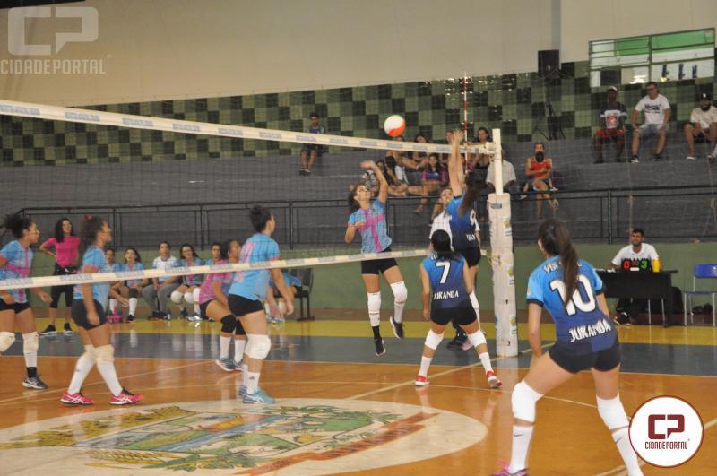 Voleibol de Juranda busca recuperação na 3ª etapa da Copa Amizade