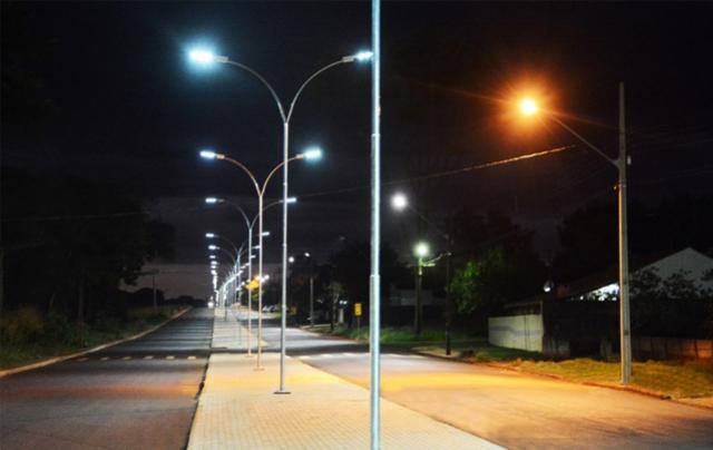 Após duplicação, Município de Assis conclui iluminação da Avenida Industrial