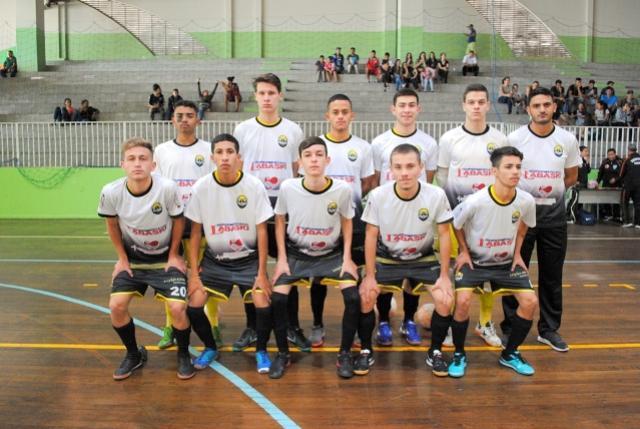 Iretama e Rancho Alegre carimbaram o passaporte para Foz do Iguaçu na modalidade de Futsal Masculino