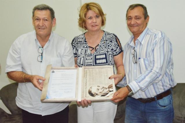 Prefeito de Assis recebe Governadora do Rotary Club