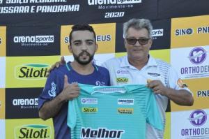 Rodada com 43 gols, definiu classificados para as oitavas de final no Suíço do Jussara/Panorama