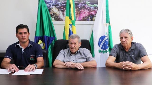 Prefeito de Assis Chateaubriand anuncia prorrogação de prazos do IPTU e demais tributos