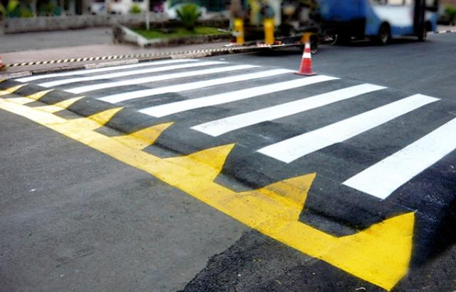 Segurança no trânsito: Prefeitura de Assis construirá faixas elevadas na Avenida Tupãssi