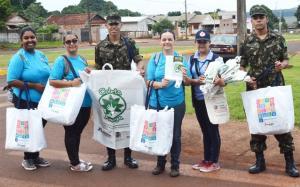 Coleta Seletiva: 13 mil sacos de ráfia são entregues para separação de recicláveis