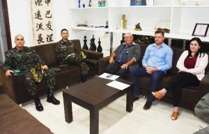 Tiro de Guerra de Assis é elogiado pela 5ª Região Militar