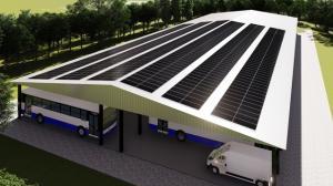 Projeto Pegoraro/Micheletto Novo Pátio de Máquinas terá Usina de Energia Solar em Assis