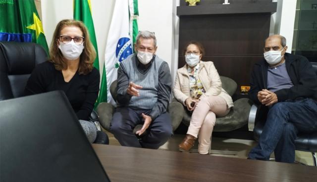 Prefeito Pegoraro exige agilidade para desburocratizar investimentos e serviços