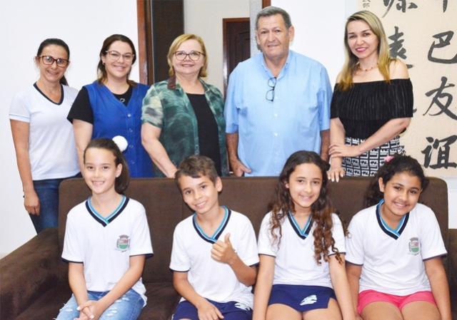Escola de Assis está na final do Prêmio Ministério Público do Trabalho na Escola
