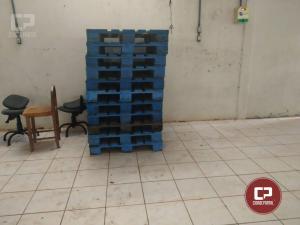 Policia Civil de Altônia recupera carga de óleo roubada