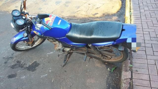 BPFron recupera veículo furtado da cidade de Cascavel, em Marechal Cândido Rondon