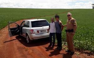 Rapaz preso pela Polícia Militar de Araruna confessa assassinato de Tony Clayton