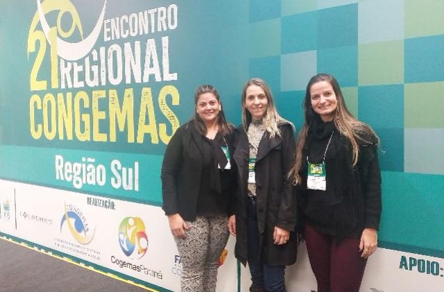 Assistência Social de Assis participa do 21º Encontro Regional do Congemas
