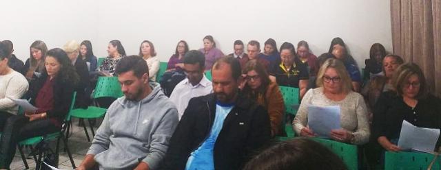 Conselho de Assis reúne candidatos ao Conselho Tutelar para apresentar regras de campanha