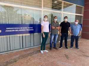 UBS do Jardim Mônaco será inaugurada nos próximos dias