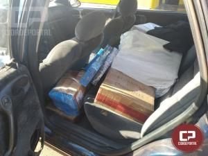 ROTAM da PRE de Cascavel apreende veículo carregado com eletrônicos em Assis