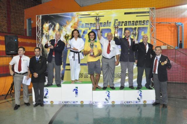 Associação Shutobarai de Palotina conquista etapa de abertura do Paranaense de Karate