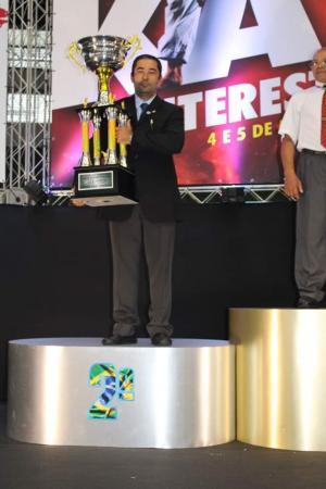 FEKIP garante 2º lugar no zonal Sul Sudeste de Karatê