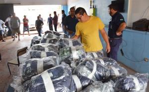 Governo de Assis entrega novos uniformes para vigias municipais
