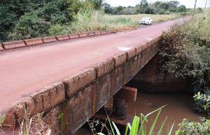 Prefeitura construirá nova ponte sobre o Rio Encantado, entre Silveirópolis e Nice