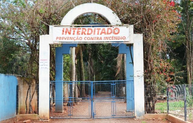Horto Municipal de Assis é interditado por tempo indeterminado