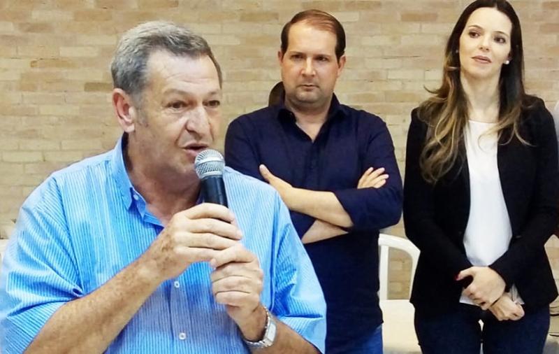 Prefeito Pegoraro de Assis Chateaubriand, comemora eleição de Marcel a deputado