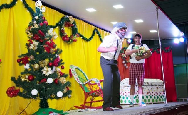 Assis recebe caravana do Natal Encantado nesta terça, 11