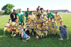Perobal é campeão do Regional Sub-17 da LIFAC de Assis Chateaubriand